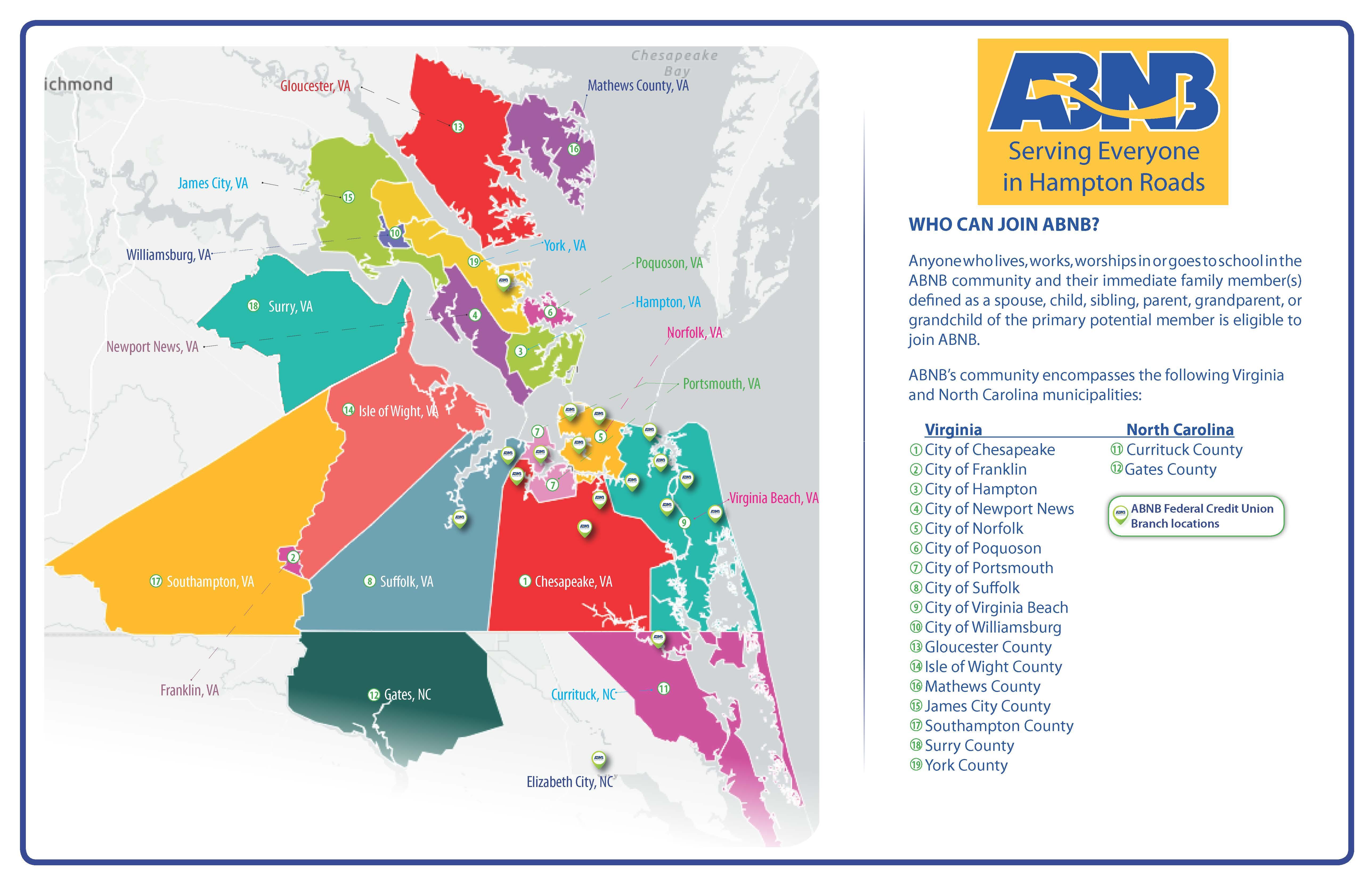 About ABNB | ABNB FCU | Virginia Beach, VA - Chesapeake ...